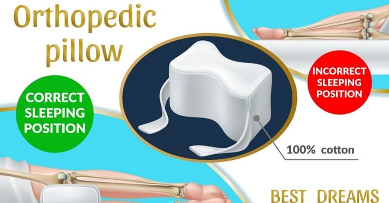 Best Knee Pillow for Side Sleepers